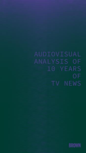 Audiovisual Analysis