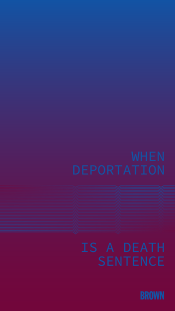 Death by Deportation