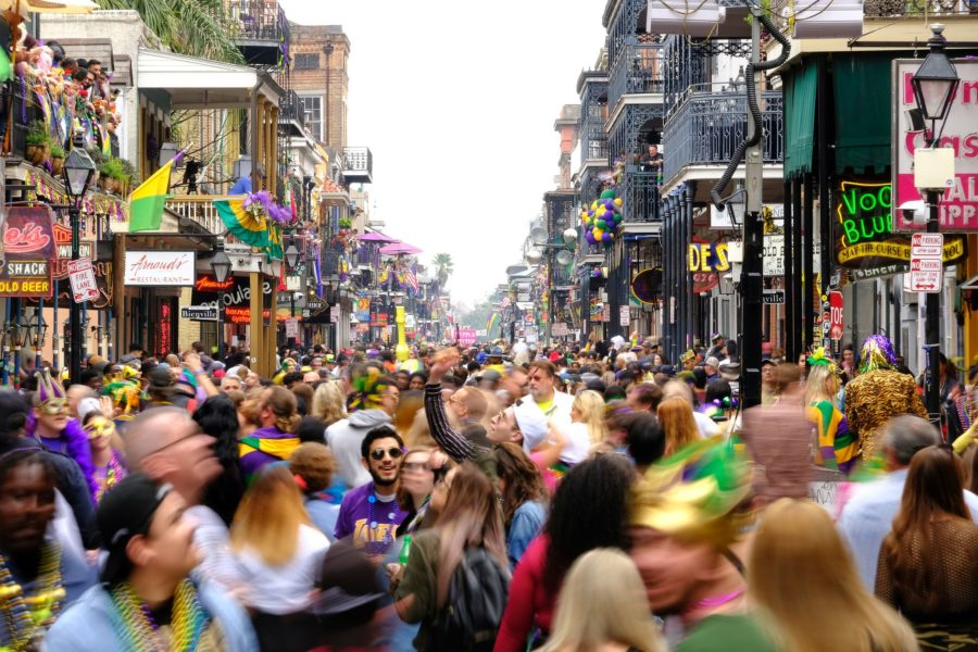 2020 Mardi Gras celebrations